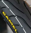 Vỏ xe Camel Pilot 888 120/70-17