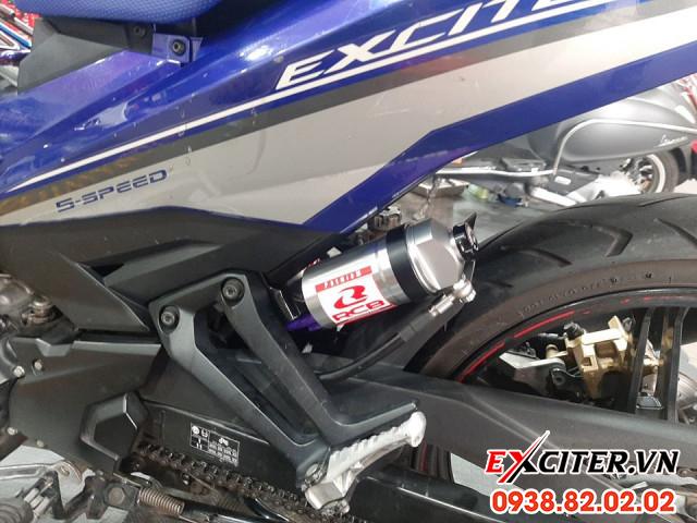 Phuộc rcb db-2 bình dầu cho exciter 150 - 2