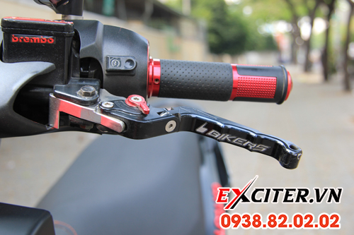 Tay thắng biker cho exciter 150 - 2