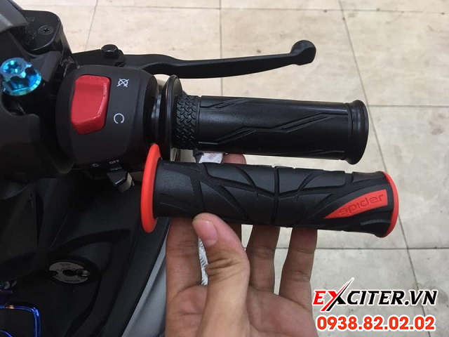 Bao tay spider cho exciter 150 - 1