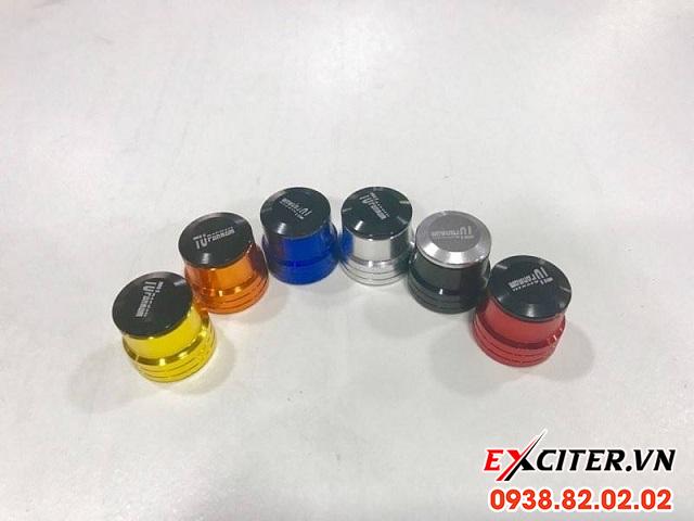 Ốc kính cnc cho exciter 150 - 1