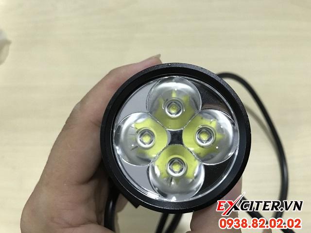 Đèn led l4 trợ sáng loại 1 - 3