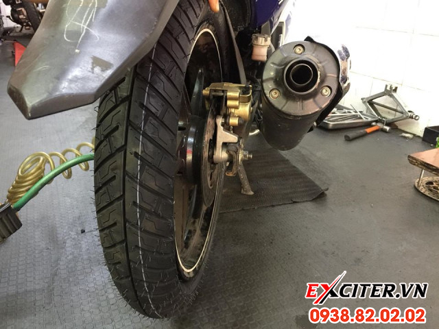 Vỏ michelin city grip pro 10080-17 cho exciter - 2