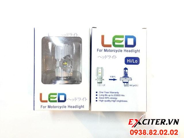 Đèn led pha sáng trắng cho exciter 150 - 2