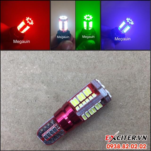 Đèn demi led siêu sáng cho exciter 150 - 1