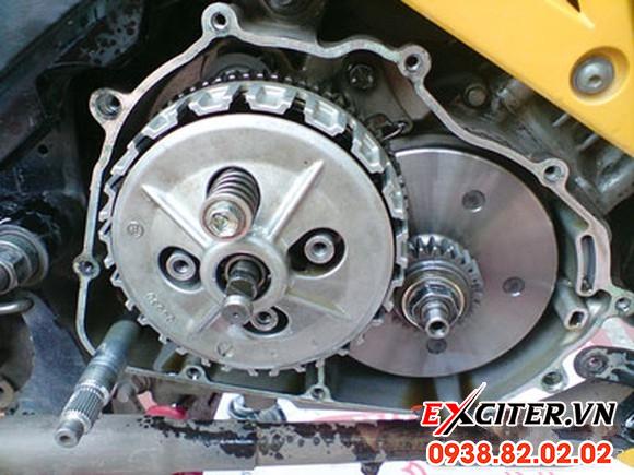 Các lỗi thường gặp trên xe exciter 150 và cách khắc phục - 2