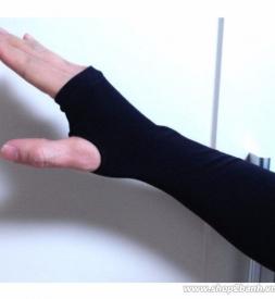 Găng tay chống nắng xỏ ngón Hàn Quốc cho Exciter 135, Exciter 150