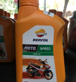 Nhớt Repsol Moto Speed 4T 20W40 cho Exciter 150