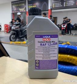 Nước làm mát xe máy Liqui Moly đỏ (không pha) cho Exciter 150