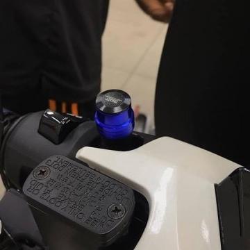 Ốc kính CNC cho Exciter 150