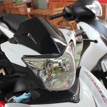 Ốp chắn gió Yamaha Exciter 150
