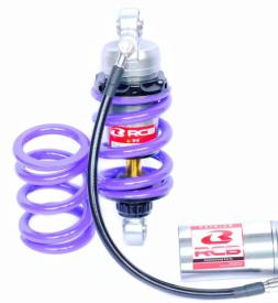 Phuộc RCB DB-2+ bình dầu cho Exciter 150