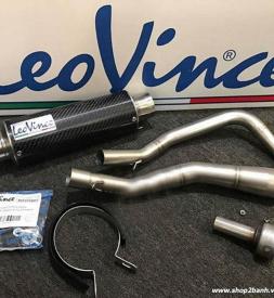 Pô Leovince Corsa Carbon (chính hãng) cho Exciter 150