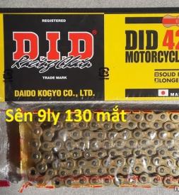 Sên DID vàng 428D (9 mm) cho Exciter 150, Exciter 135