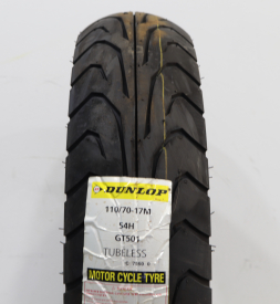 Vỏ Dunlop 110/70-17 GT601 cho Exciter
