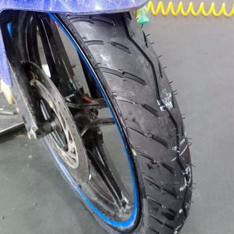 Vỏ Dunlop 70/90-17 D102A cho Exciter