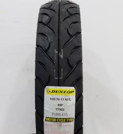 Vỏ Dunlop TT902 100/70-17 cho Exciter