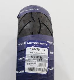 Vỏ Metzeler Sportec Street 120/70-17 cho Exciter 150