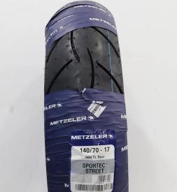 Vỏ Metzeler Sportec Street 140/70-17 cho Exciter 150
