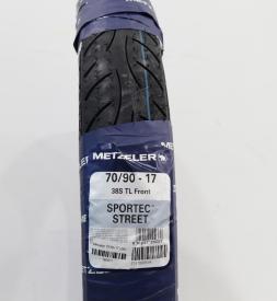 Vỏ Metzeler Sportec Street 70/90-17 cho Exciter