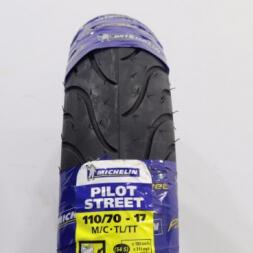 Vỏ Michelin Pilot Street 110/70-17 cho Exciter
