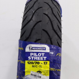 Vỏ Michelin Pilot Street 120/70-17 cho Exciter