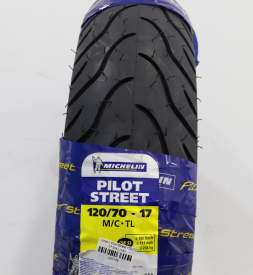 Vỏ Michelin Pilot Street 120/70-17 cho Exciter