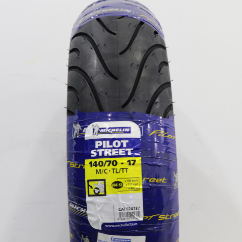 Vỏ Michelin Pilot Street 140/70-17 cho Exciter 150