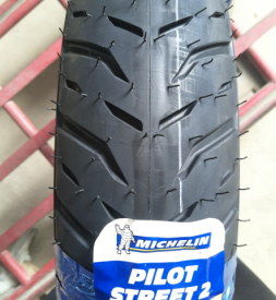 Vỏ Michelin Pilot Street 2 100/80-17 cho Exciter