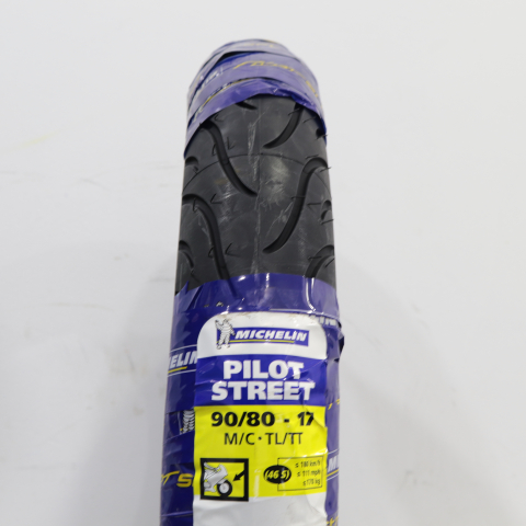 Vỏ Michelin Pilot Street 90/80-17 cho Exciter