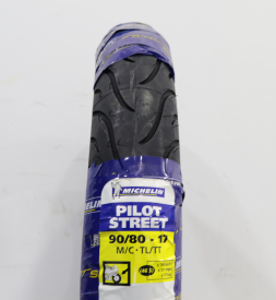 Vỏ Michelin Pilot Street 90/80-17 cho Exciter