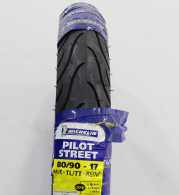 Vỏ Michelin Pilot Street 80/90-17 cho Exciter