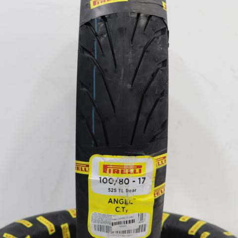 Vỏ Pirelli Angel City 100/80-17 cho Exciter