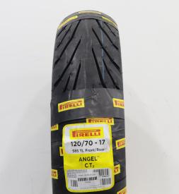 Vỏ Pirelli Angel City 120/70-17 cho Exciter