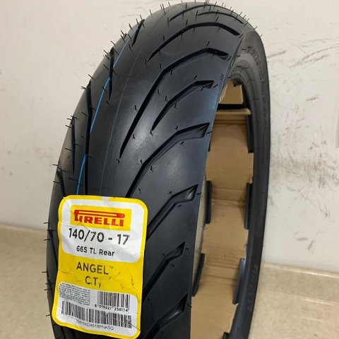 Vỏ Pirelli Angel City 140/70-17 cho Exciter 150