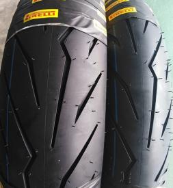 Vỏ Pirelli Diablo Rosso Sport 130/70-17 cho Exciter 150
