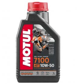 Nhớt Motul 7100 10W50 cho Exciter 150