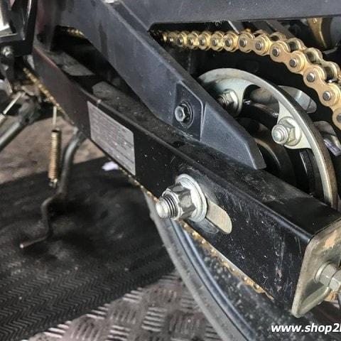 Sên vàng DID 10 ly 428HD chính hãng 124 mắc
