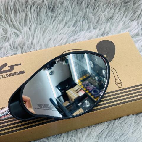 Kính inox kiểu dáng Yamaha cho Exciter